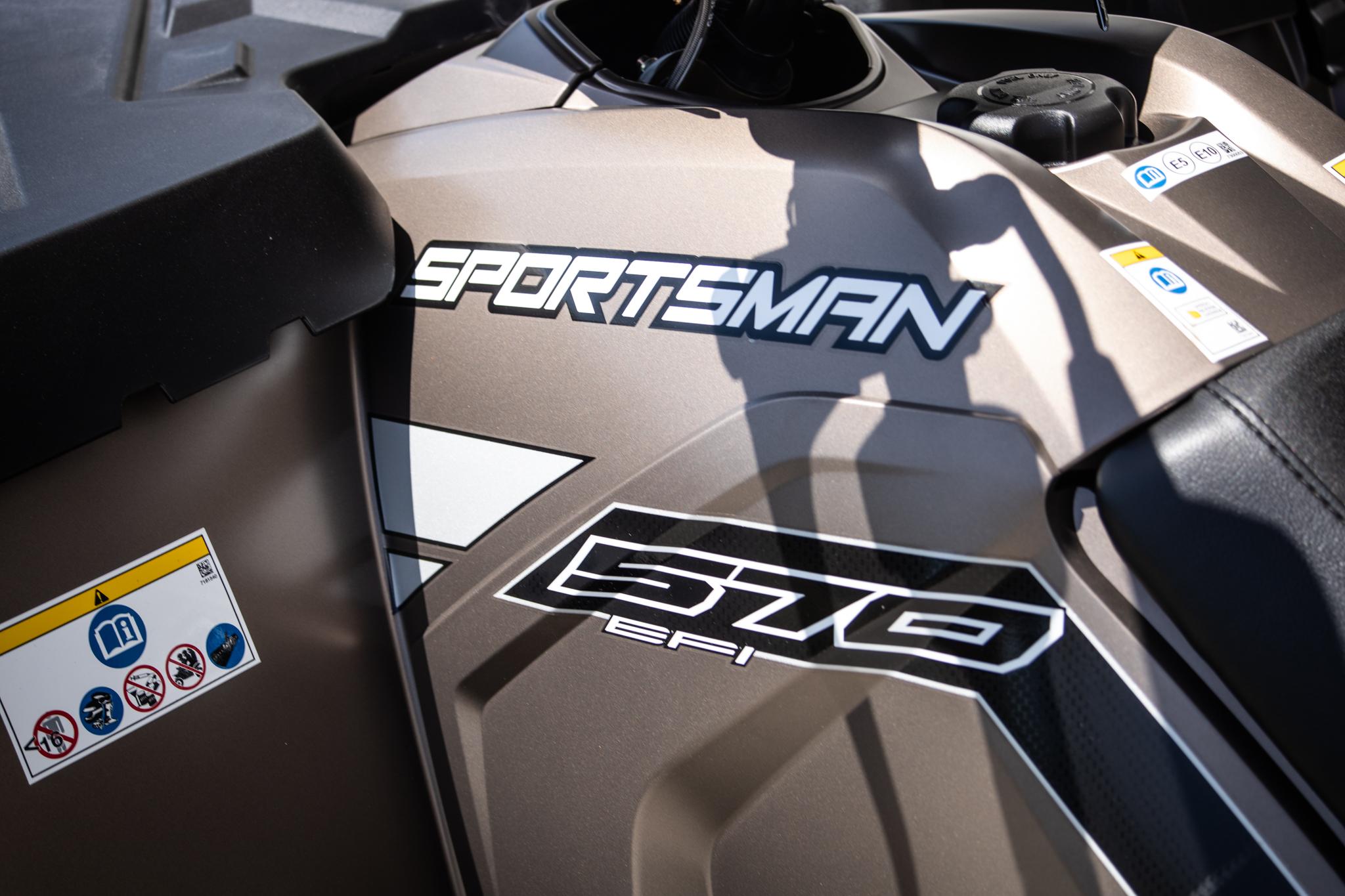 Sportsman Touring 570 EPS